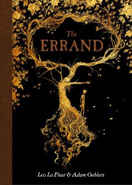 'The Errand' Available now